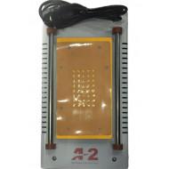 LCD Screen 2 Plate Separator Glass Removal Phone Repair Machine Build in VACCUM AIR Pump
